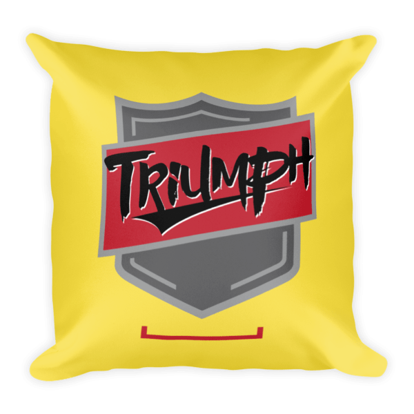 Triumph Pillow