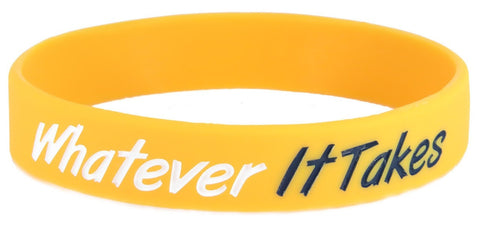 Whatever It Takes Wristband