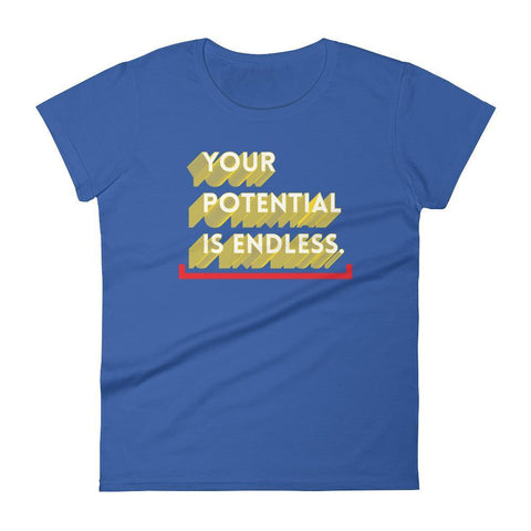 Women's Positive Vibes Only Shirt