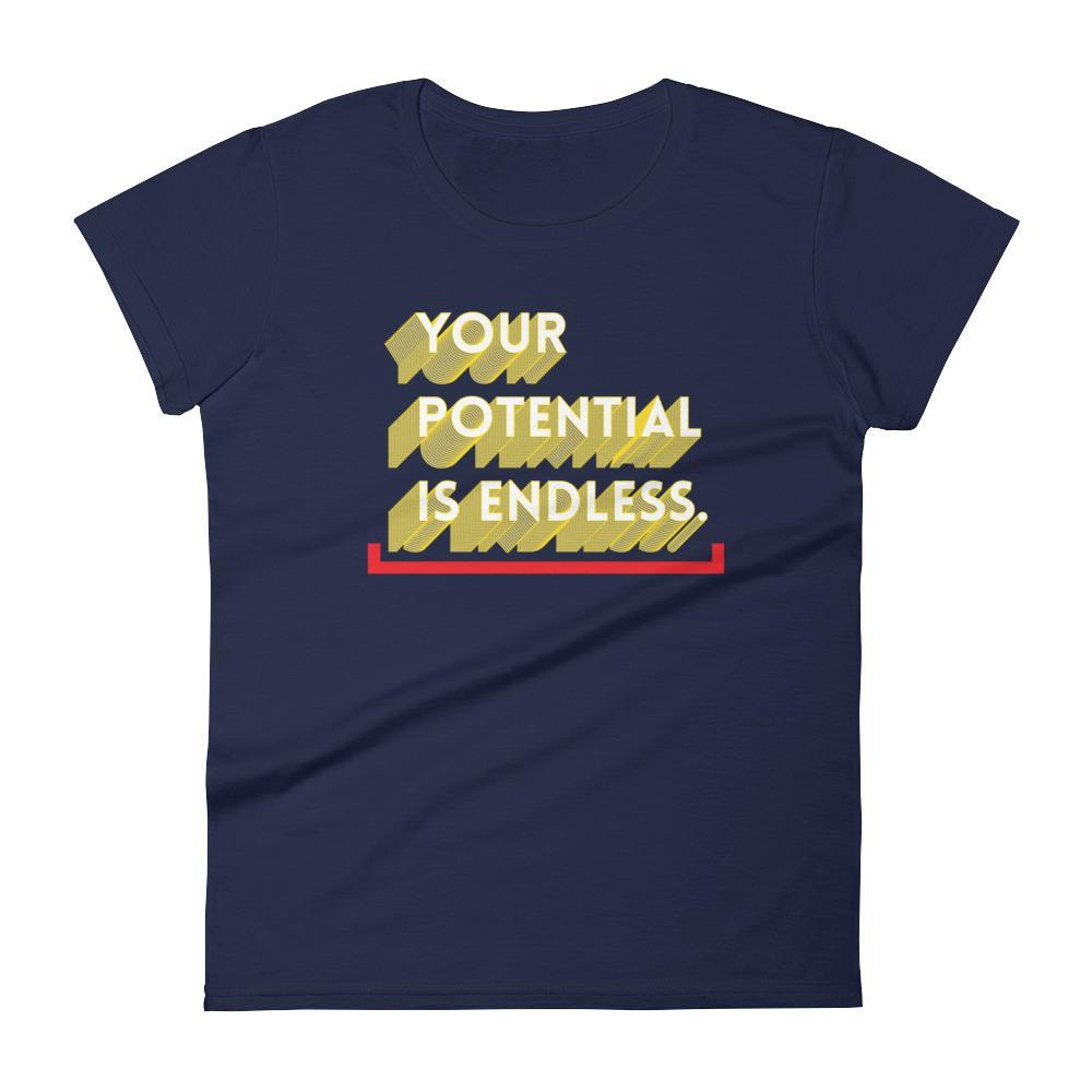 Women's Endless Potential Tshirt