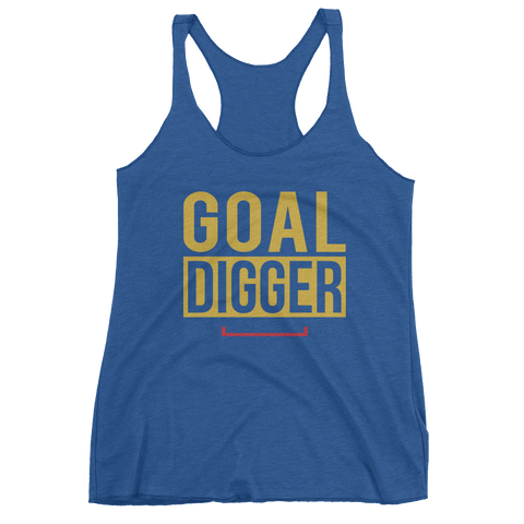Women's Goal Digger Tank Top