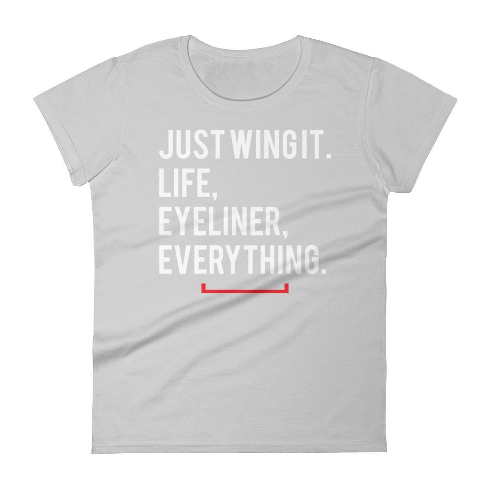 Women's Just Wing It Tshirt