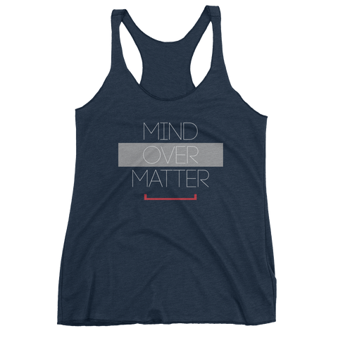 Women's Mind Over Matter Tank Top