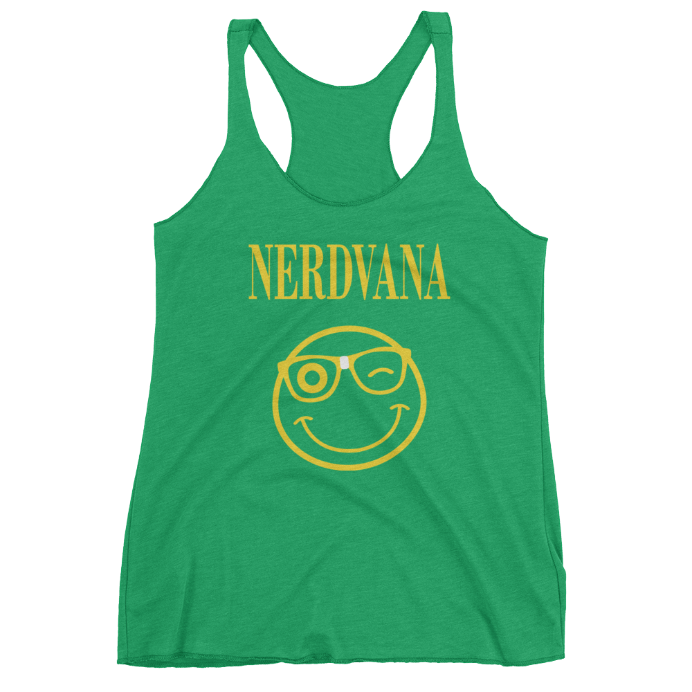 Women's Nerdvana Tank Top