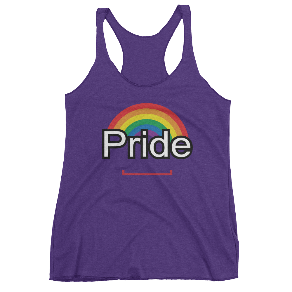 Women's Pride LGBT Tank Top
