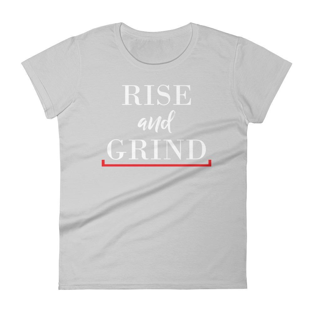 Women's Rise and Grind Tshirt