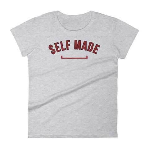 Men's Self Made Tshirt