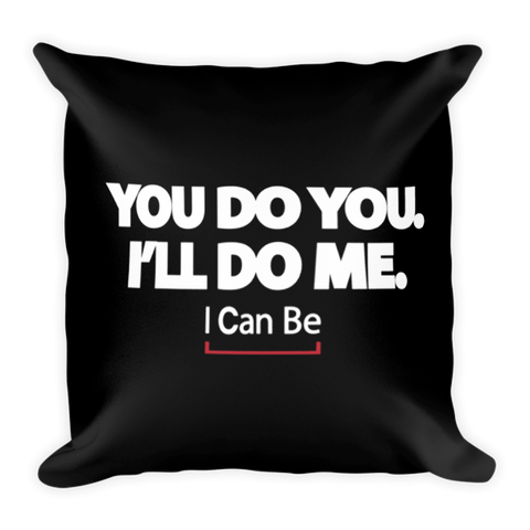 Rise Above Conformity Pillow