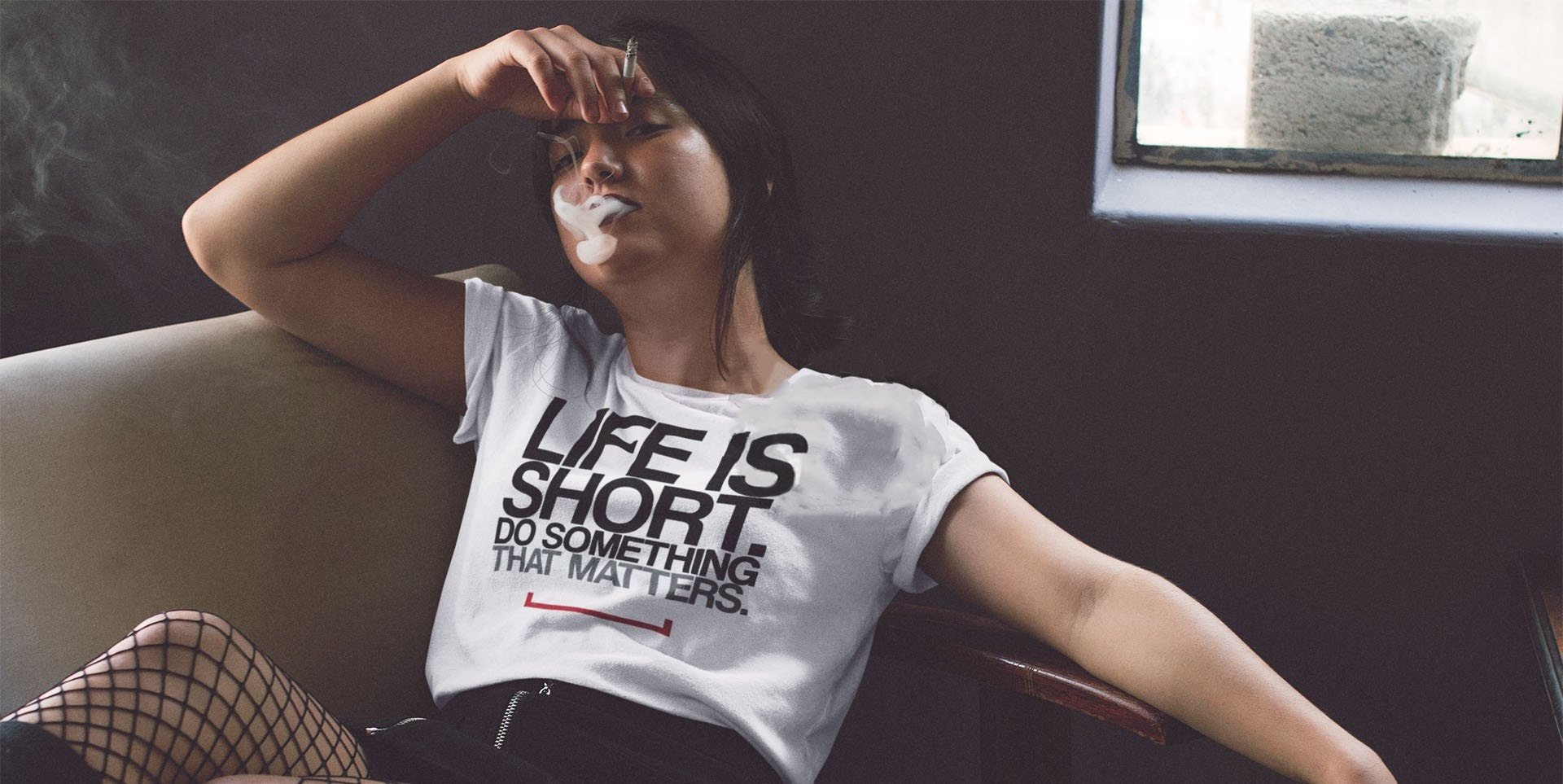 Life is Short Tshirt