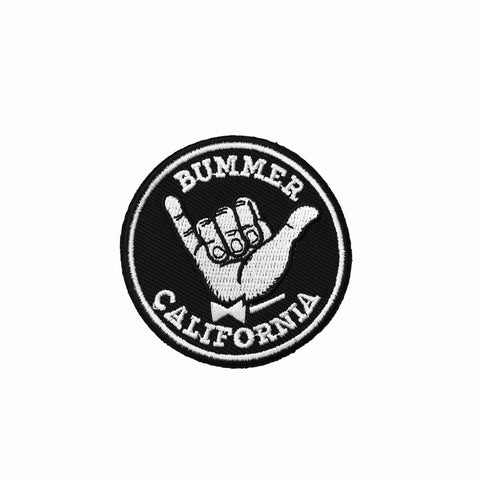 BUMMER CALIFORNIA SHAKA PATCH