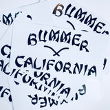 BUMMER CA. - KYLE GRAND - WHITE T-SHIRT