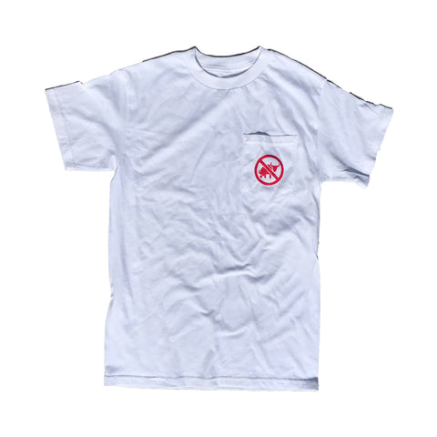 NO B.S. POCKET T-SHIRT