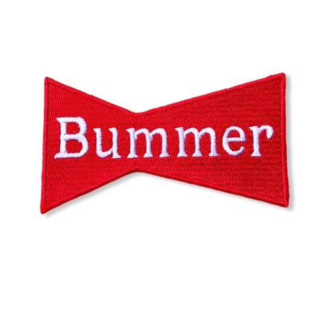 BUMMER BOW TIE PATCH