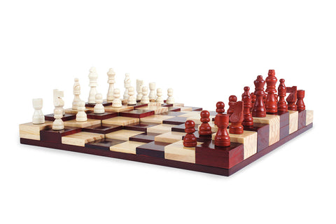 Multi Level Chess Set
