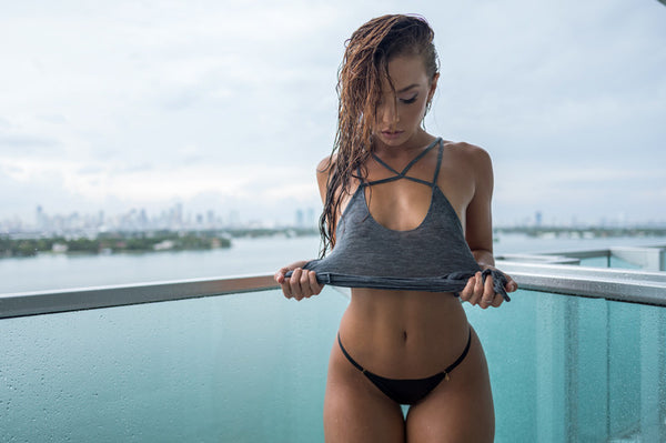 Re-Issue :: Miami Rain with Nicole Mejia