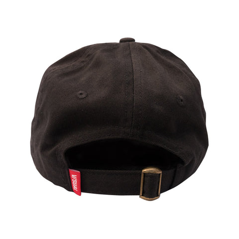 Click Unstructured Hat - Black