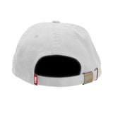 L/A Unstructured Hat - White