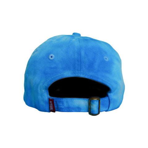 L/A Unstructured Hat - Tie Dye Blue