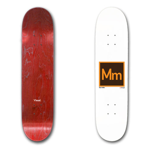 Matt Miller Softwear Deck