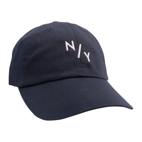 Action Unstructured Hat - Navy