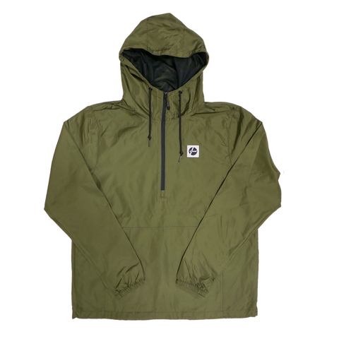 PIL Lightweight Anorak Jacket - Army