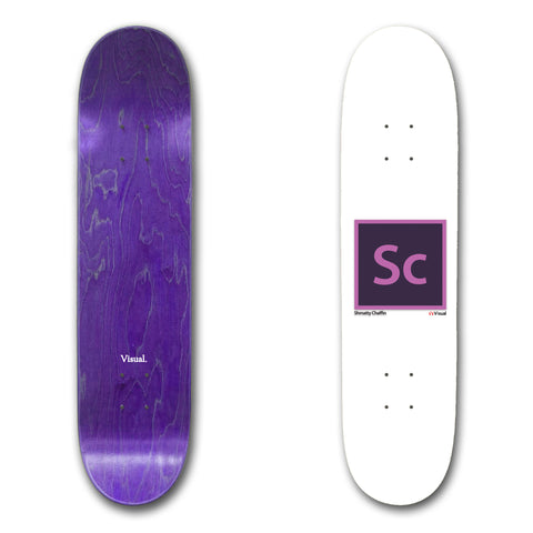 Shmatty Softwear Deck