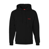 Thank You Photography Pullover Hoody - Black