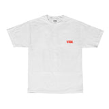 Above Tee - White