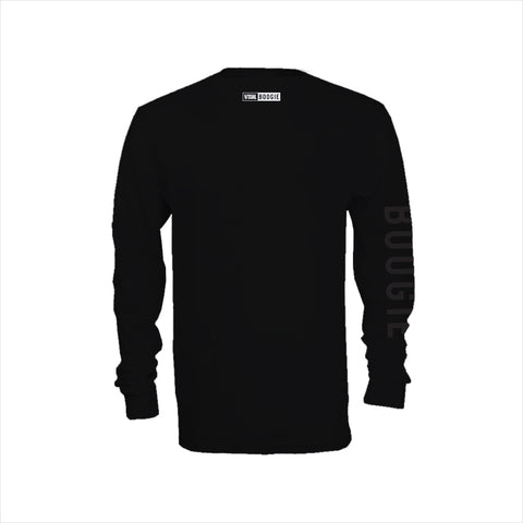 V/SUAL X BOOGIE Satan Long Sleeve - Black
