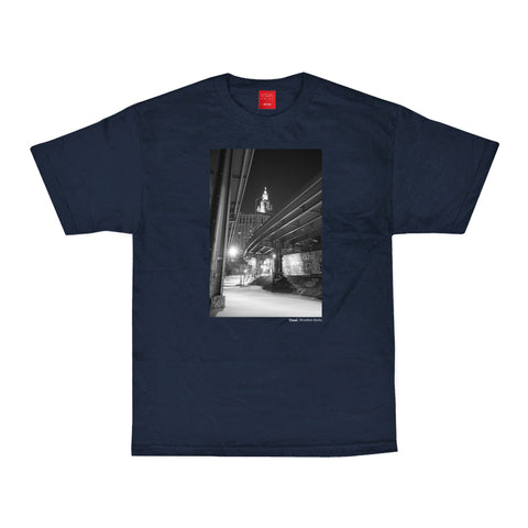 Brooklyn Banks Tee - Navy
