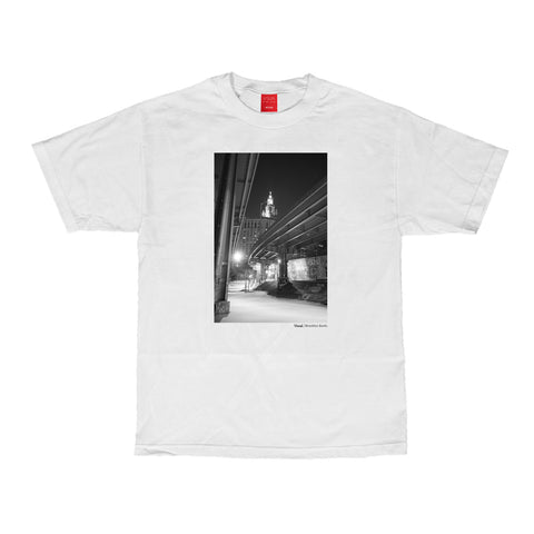 Brooklyn Banks Tee - White