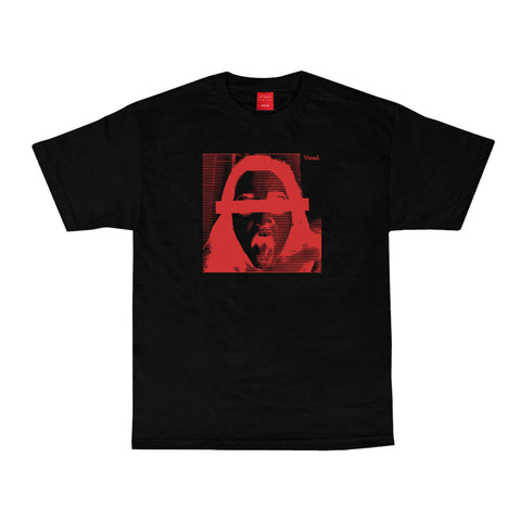 Censored Tee - Black