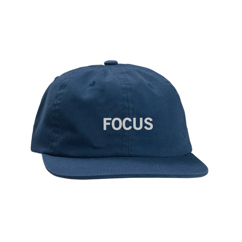 Focus Unstructured Hat - Navy