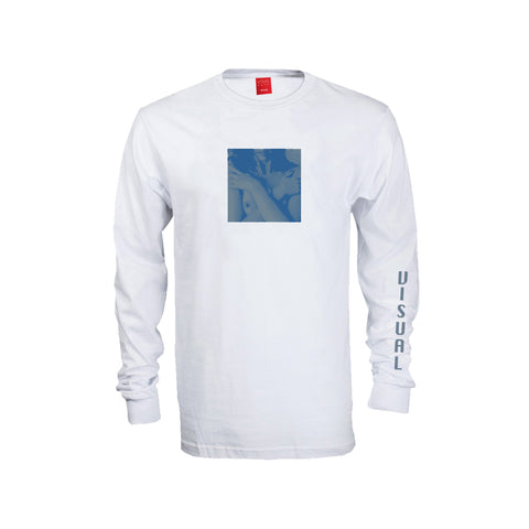 Spiral Long Sleeve - White