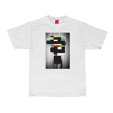 Coded Tee - White