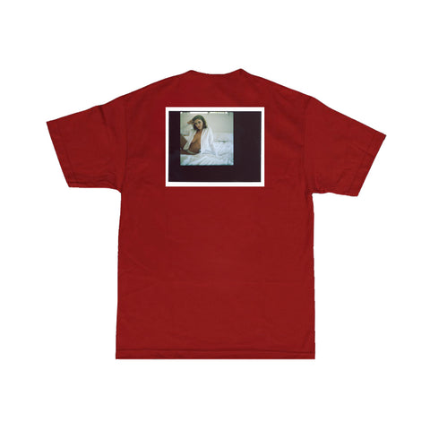 Developed Tee - Cardinal