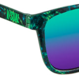 V/SUAL X GLASSY Interchange Sunglasses