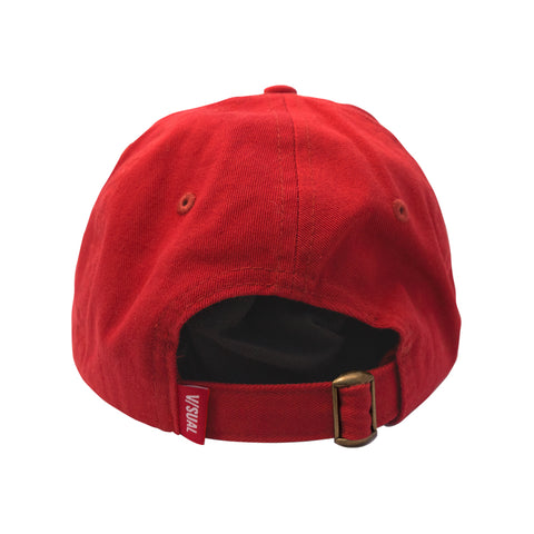 Keep On Unstructured Hat - Red