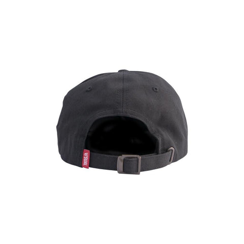 V/SUAL X Leica - f8 Unstructured Hat - Black