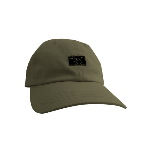 V/SUAL X Leica - Camera Hat - Military Green
