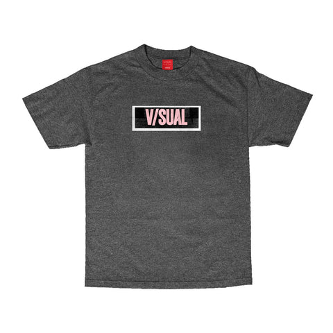 Photo Copy Tee - Charcoal Heather