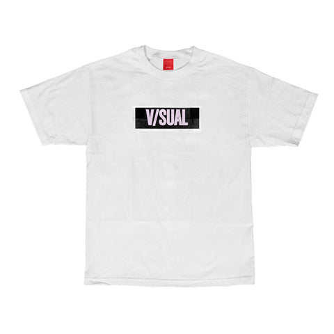 Photo Copy Tee - White