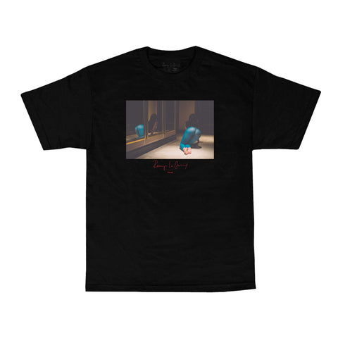 VISUAL X Remy LaCroix Crawl Tee - Black
