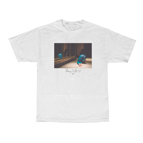VISUAL X Remy LaCroix Crawl Tee - White
