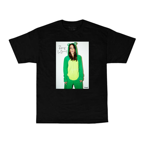 VISUAL X Remy LaCroix Froggy Tee - Black