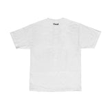 VISUAL X Remy LaCroix Grid Tee - White