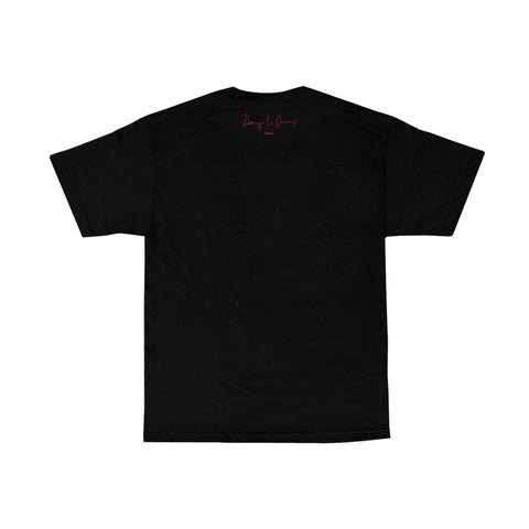 VISUAL X Remy LaCroix Stretch Tee - Black