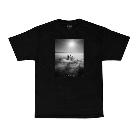 Shadows Tee - Black