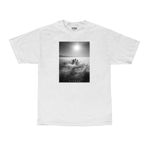 Shadows Tee - White