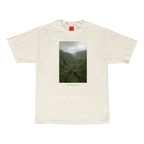 Canyon Tee - Cream